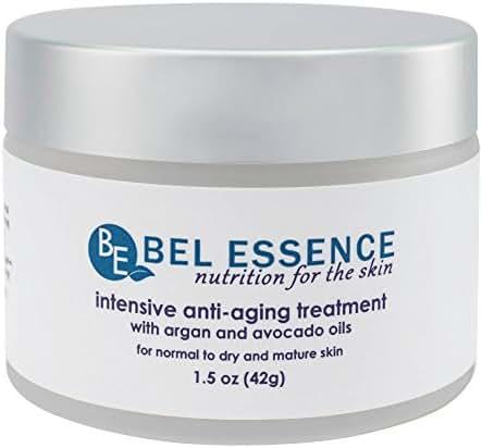Bel Essence Intensive Anti Wrinkle/Anti Aging Cream & Face Moisturizer: Normal/Dry Skin