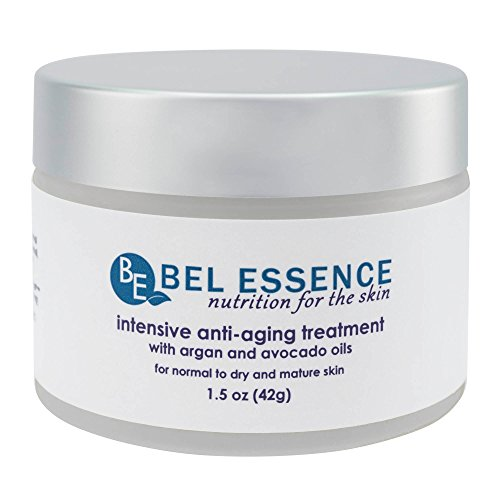 Bel Essence Intensive Anti-Wrinkle and Anti-Aging Treatment Facial Lift Skin Care Formula Cream, 1.5 (Intensive Anti Wrinkle Cream)