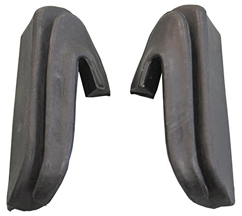 70-74 Challenger Front Bumper Fillers (Sold as a Pair)