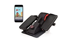 Cubii Pro Under Desk Elliptical, Bluetooth Enabled, Sync with Fitbit and HealthKit, Adjustable Resistance, Easy Assembly