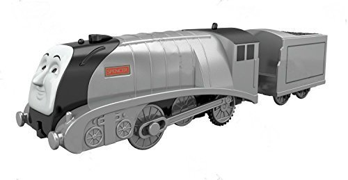 Thomas and Friends Trackmaster Revolution Motorized Engine Trains Mattel Sets Trackmaster Spencer-CBY00 from Unbranded