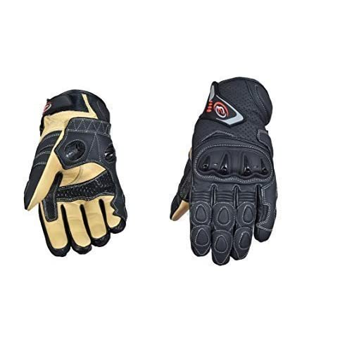 PB Dell Short Cuff Motorcycle Gloves Knox SPS - 2XLarge