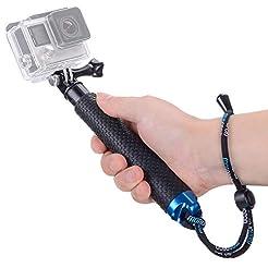 Vicdozia Extension Selfie Stick, Portabl...