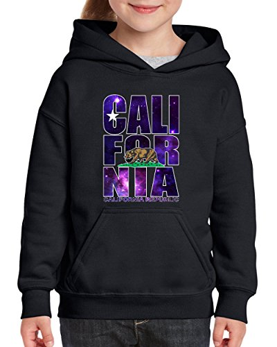 Ugo California Republic Galaxy What to do in California? Travel Guide Map CA Gift Girls Boys Youth Kids - Adventures Hours California
