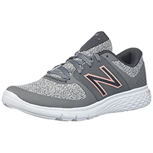 New Balance Women's WA365v1 Cush + Walking Shoe, Grey, 7.5 D US