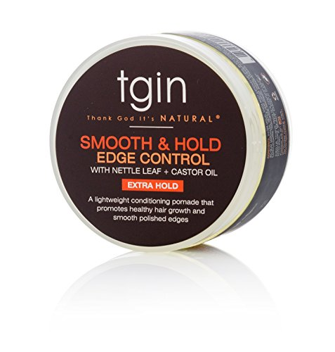 Thank God It's Natural Smooth & Hold Edge Control Infused Wi