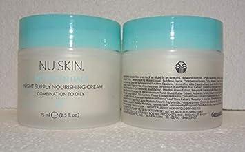 Nu Skin NuSkin Nutricentials Night Supply Nourishing Cream – 50g 1.7 Oz