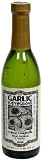 product image for Garlic Expressions Vinaigrette Salad Dressing, Marinade | Non GMO, Vegan, Kosher, Allergen and Gluten Free Garlic Oil Vinaigrette Dressing Made with Hand-sorted Whole Fresh Garlic Cloves