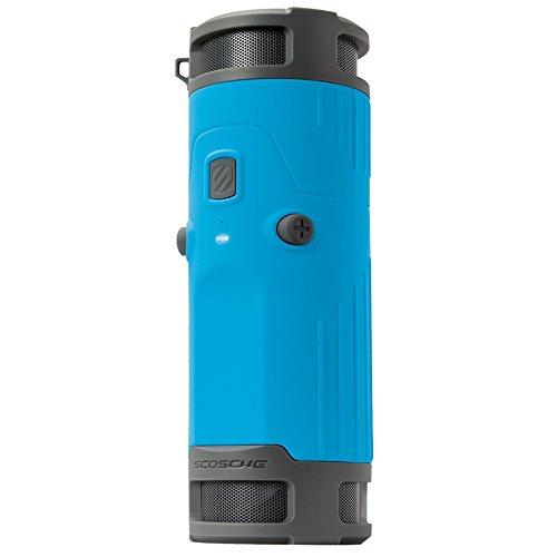 SCOSCHE BTBTLBL boomBOTTLE Weatherproof Wireless Portable Sp