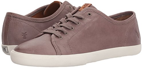 FRYE Women's Maya Low Lace Sneaker, Cement, 6.5 M US by FRYE (Image #6)