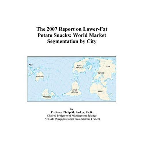 The 2007 Report on Range Hoods: World Market Segmentation City