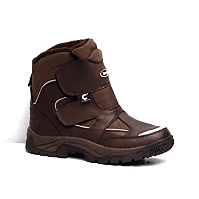 Amazon.com | Itasca Hiker Comfort Temp Womens Brown Warm