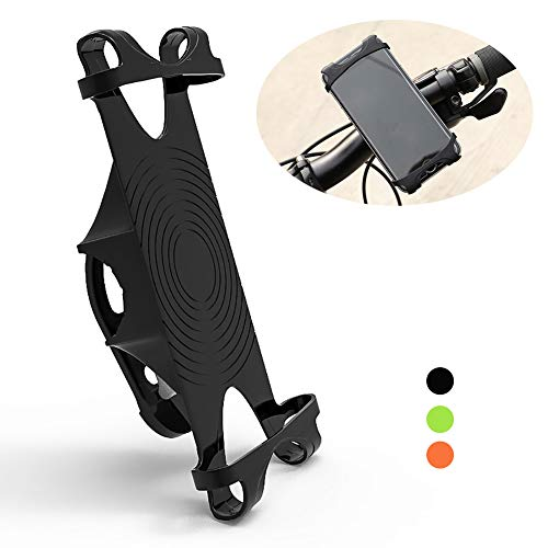 Bike Phone Mount, Sireck Universal Bicycle Phone Holder (Size 4