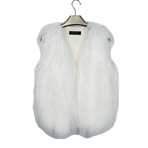 Vlunt - Chaleco - para mujer Weiß