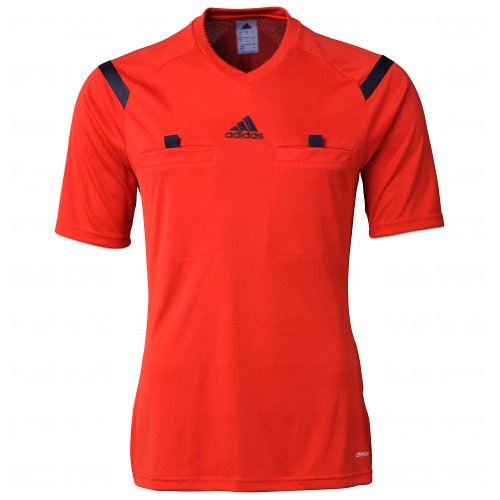 Adidas Referee 14 Mens Short Sleeve Jersey XL -