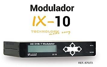 Rover Modulador HDMI DVB-T IXON 10
