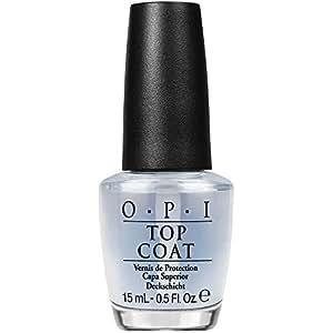 OPI Nail Polish, Top Coat, 0.5-Ounce