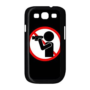 No Camera Cool Fashion Hard Case Cover for Galaxy S3 I9300 by lolosakes