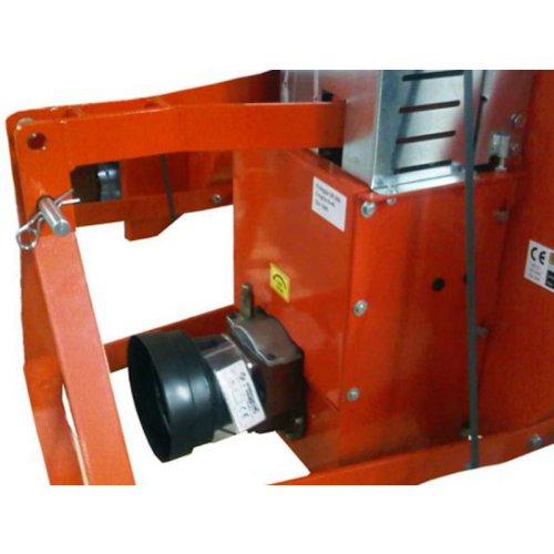 Triturador en toma de fuerza caravaggi Bio 230 T C - diámetro 12 cm - para tacteur de pequeña potencia: Amazon.es: Jardín