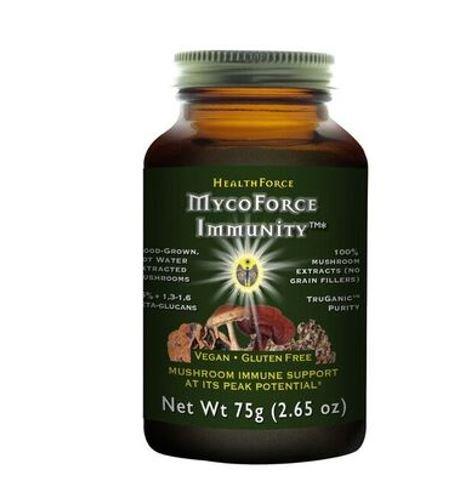 Healthforce Myco Immunity Powder 75 Gram product image