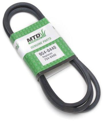 MTD 954-0440 Replacement Belt 1/2-Inch by 98 7/8-Inch (Yard Machine Mtd Parts)