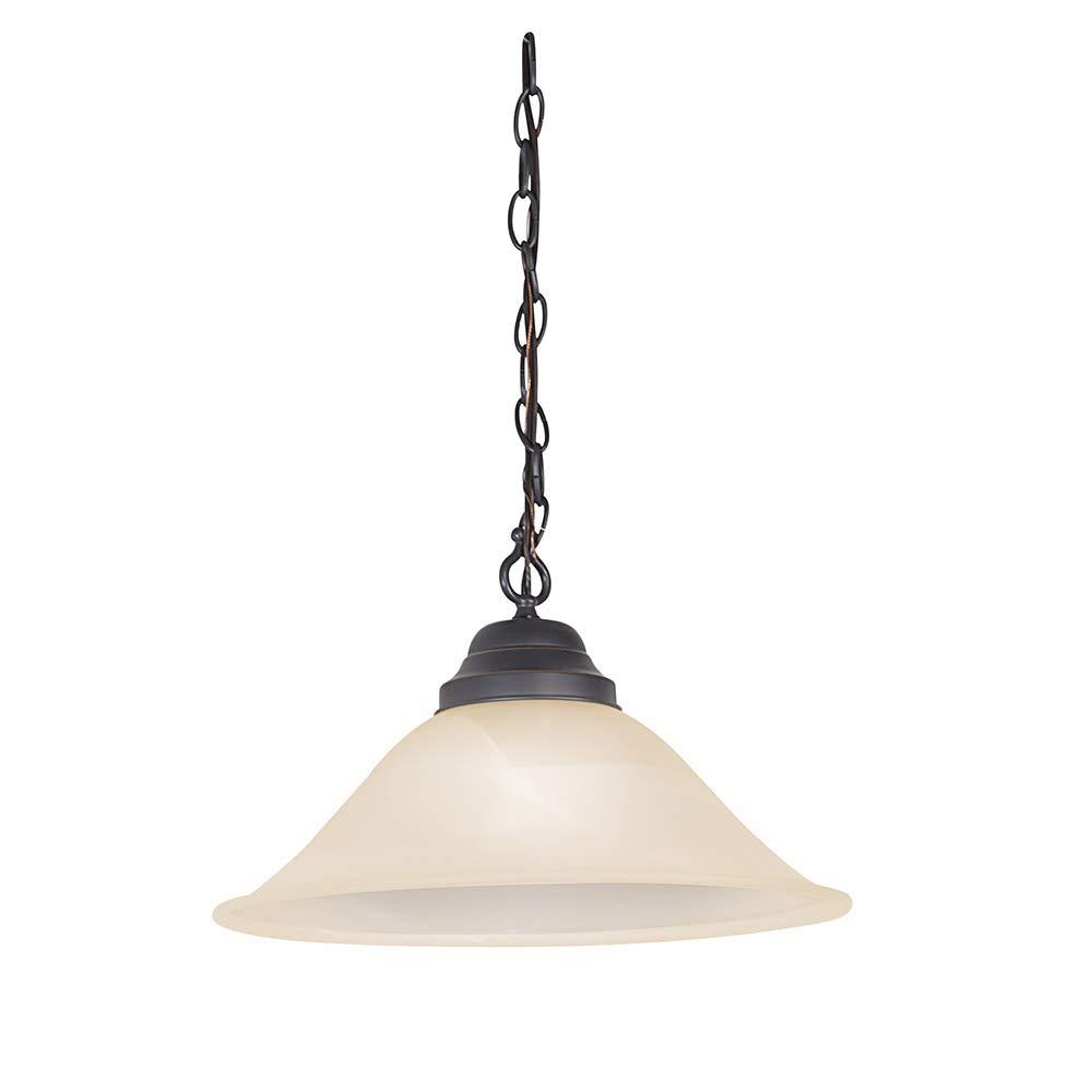 Design House 517664 Millbridge Swag Light, Oil Rubbed Bronze