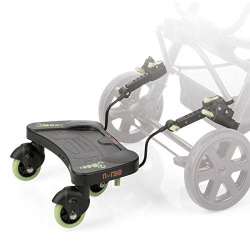Nurse Board - Plataforma para silla de paseo, color único: Amazon.es: Bebé