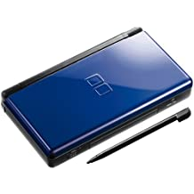 Nintendo DS Lite Cobalt and Black
