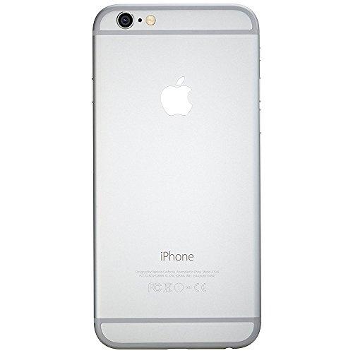 apple iphone 6 64 gb at t silver certified refurbished. Black Bedroom Furniture Sets. Home Design Ideas