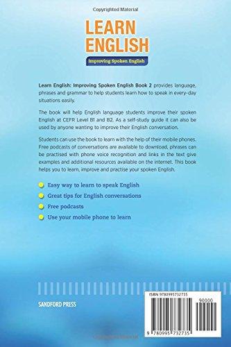 Learn English: Improving Spoken English Book 2: Nicola Mee