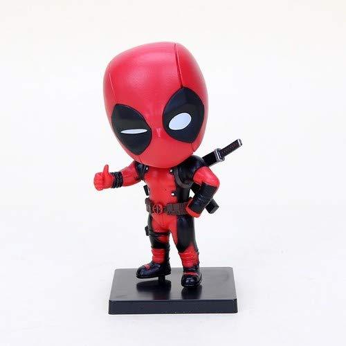 10 cm Deadpool Toy Figure