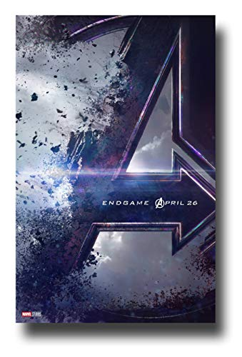 Marvel The Avengers Movie Superhero Prints Posters