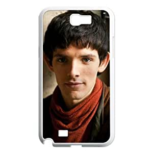 Samsung Galaxy Note 2 N7100 Phone Cases White Merlin DRY912818
