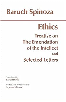 an analysis of spinoza s in the emendation of the intellect Browse and read the ethics treatise on emendation of intellect selected letters baruch spinoza the ethics treatise on emendation of intellect selected letters baruch spinoza.