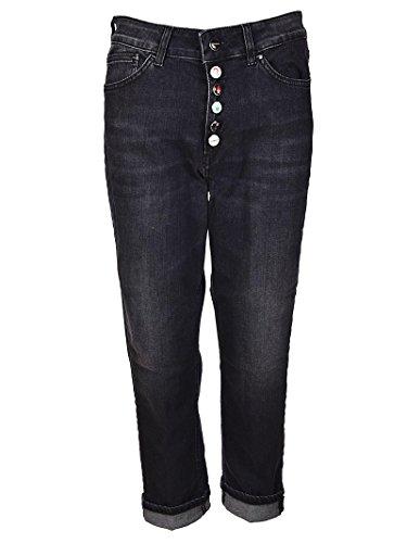 Jeans Donna Crop Koons Jeans Crop Nero qwXUr0qB
