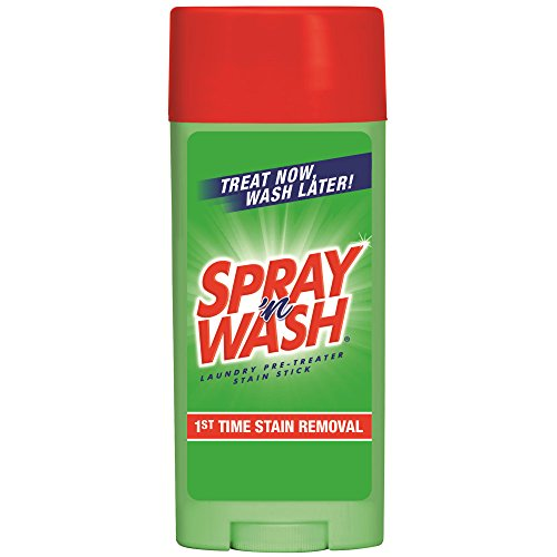 Laundry Stain Stick - Spray 'n Wash Pre Treat Stain Stick - 3 Ounce