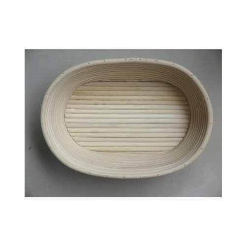 Masterproofing Oval Banneton Proofing Basket- 1.5 Pound