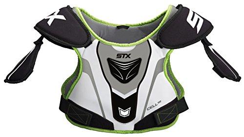 STX Lacrosse Cell 100 Shoulder Pad, Medium