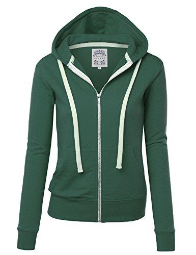 Womens Active Fleece Hoodie Sweater product image