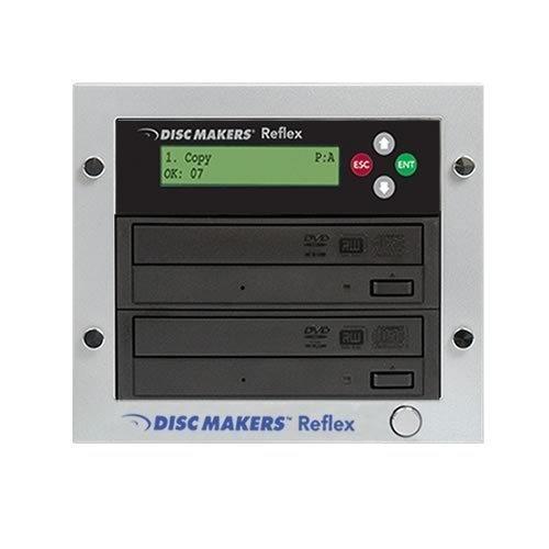 (Disc Makers Reflex 1 CD/DVD Tower Duplicator)