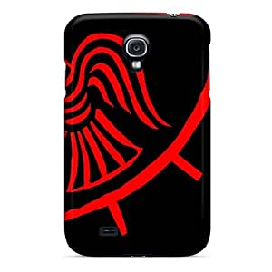 High Quality Phone Cases For Samsung Galaxy S4 With Support Your Personal Customized High-definition Queen Series MarieFrancePitre