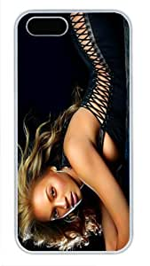 For SamSung Galaxy S5 Phone Case Cover PC White Beyonce Sexy Case/Cover