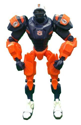 NCAA Auburn Tigers Fox Sports Team Robot, 10-inches