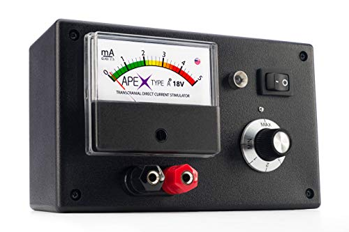 tDCS ApeX Type A 18V 2mA Analog Precision w/ProGrade Safety Meter and Accessories Included.