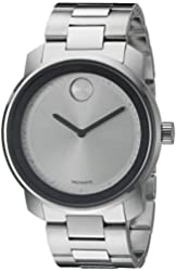 Movado Men's 3600257 Analog Display Quartz Silver Watch