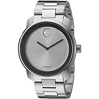 Movado Men's 3600257 Analog Display Quartz Silver Watch