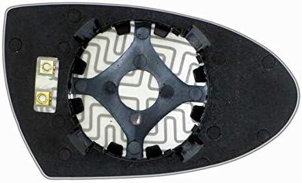 Rétroviseur Extérieur Miroir De Verre Ersatzglas BMW 5 e60 m5 Paquet à Gauche Od Droit ASPH bhzt