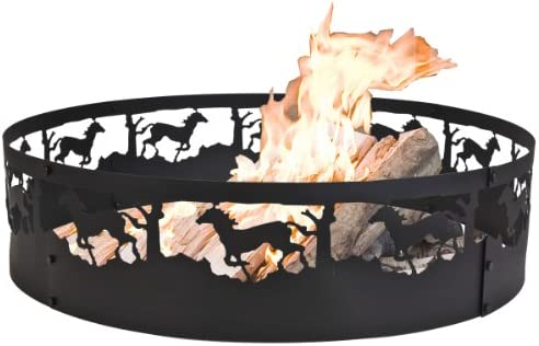 CobraCo Horse Campfire Ring FRHORS369 product image