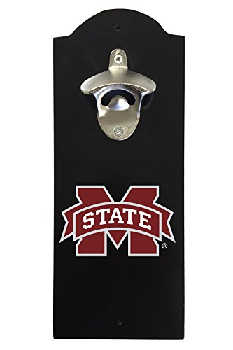 Mississippi State Bulldogs Wall Mounted Bottle Opener