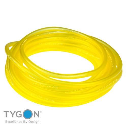 10 FT 1//4 ID x 1//2 OD x 1//8 Wall Tygon A-60-G Industrial Grade Tubing